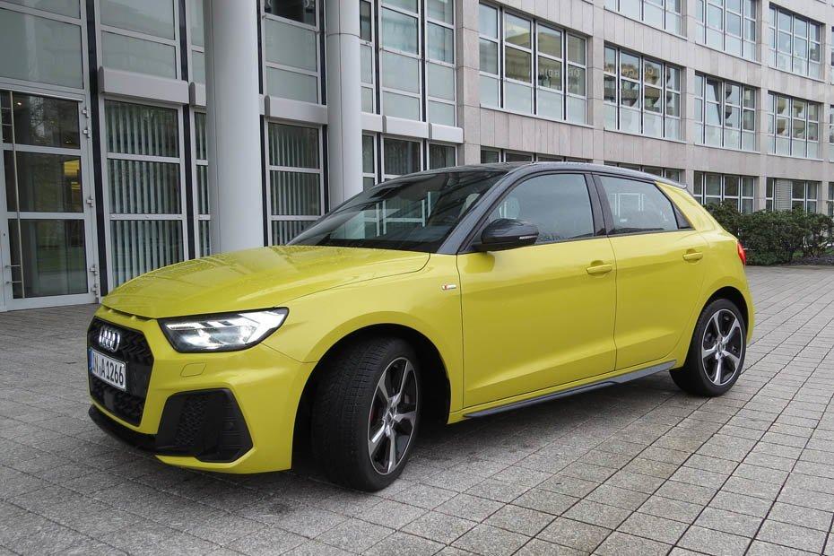 Fahrbericht: Audi A1 40 TFSI
