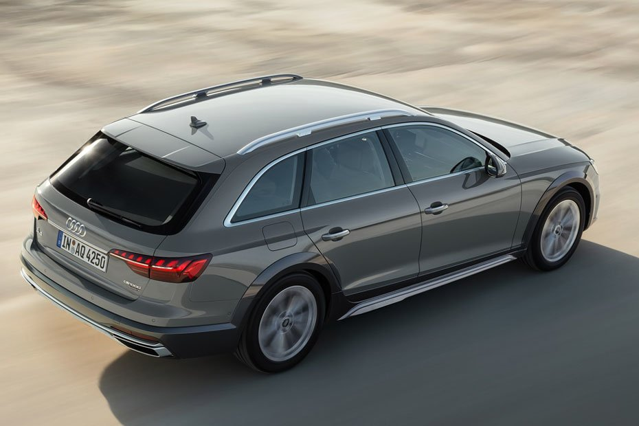 Bilder zum neuen Audi A4 allroad 45 TFSI quattro