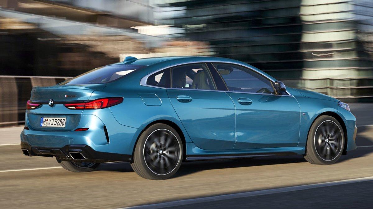 Vorstellung: BMW 2er Gran Coupé