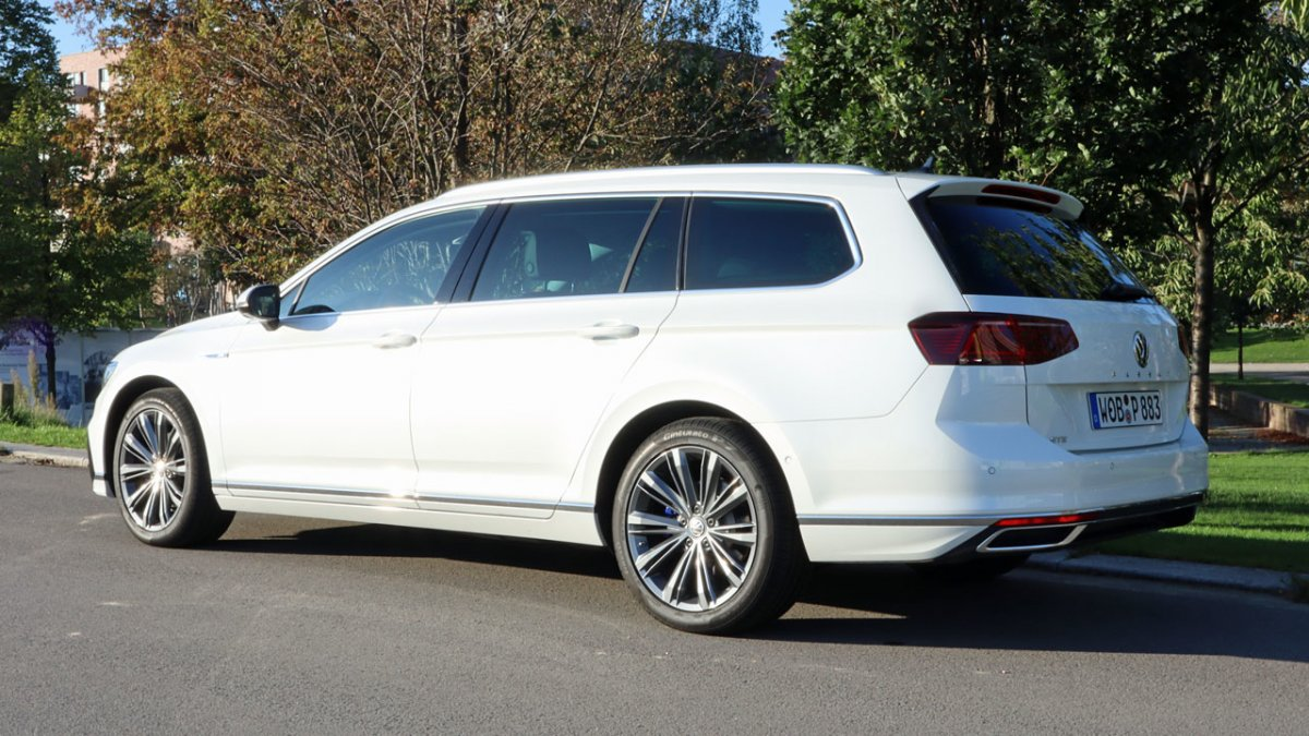 Test: VW Passat Variant GTE
