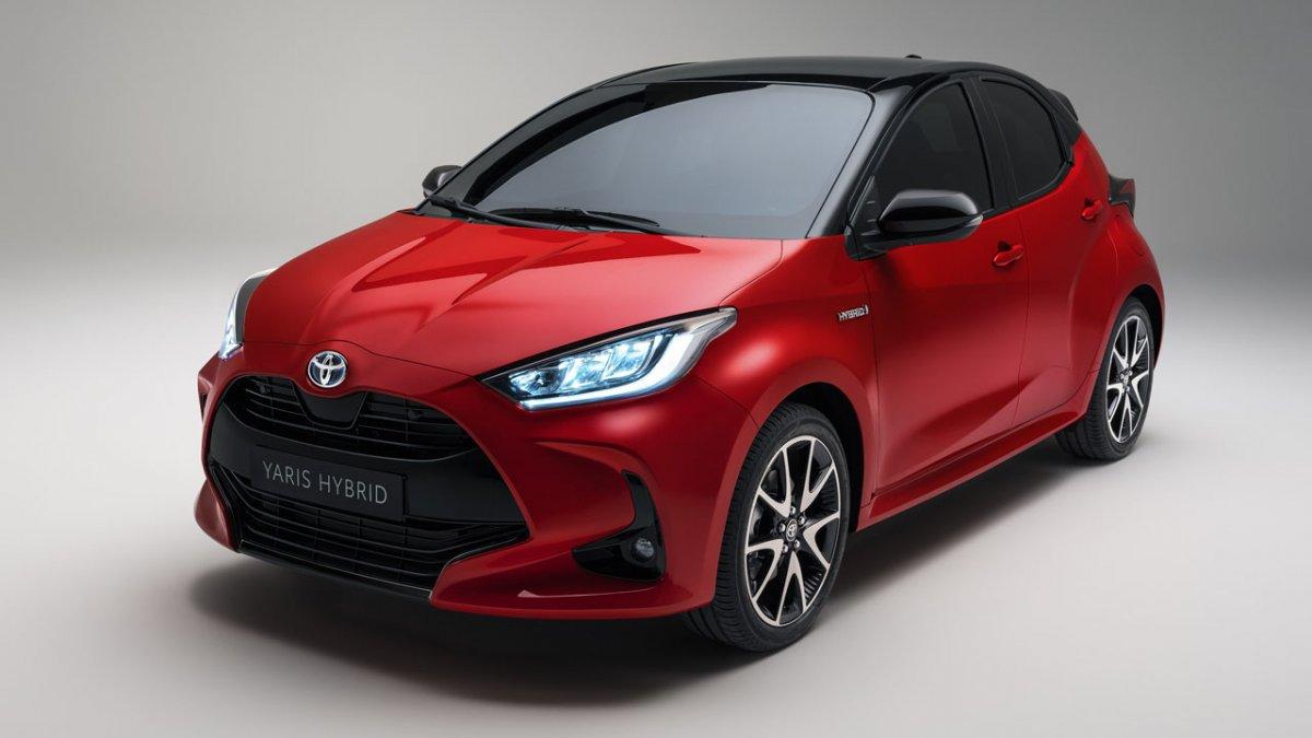 Vorstellung: Toyota Yaris Hybrid