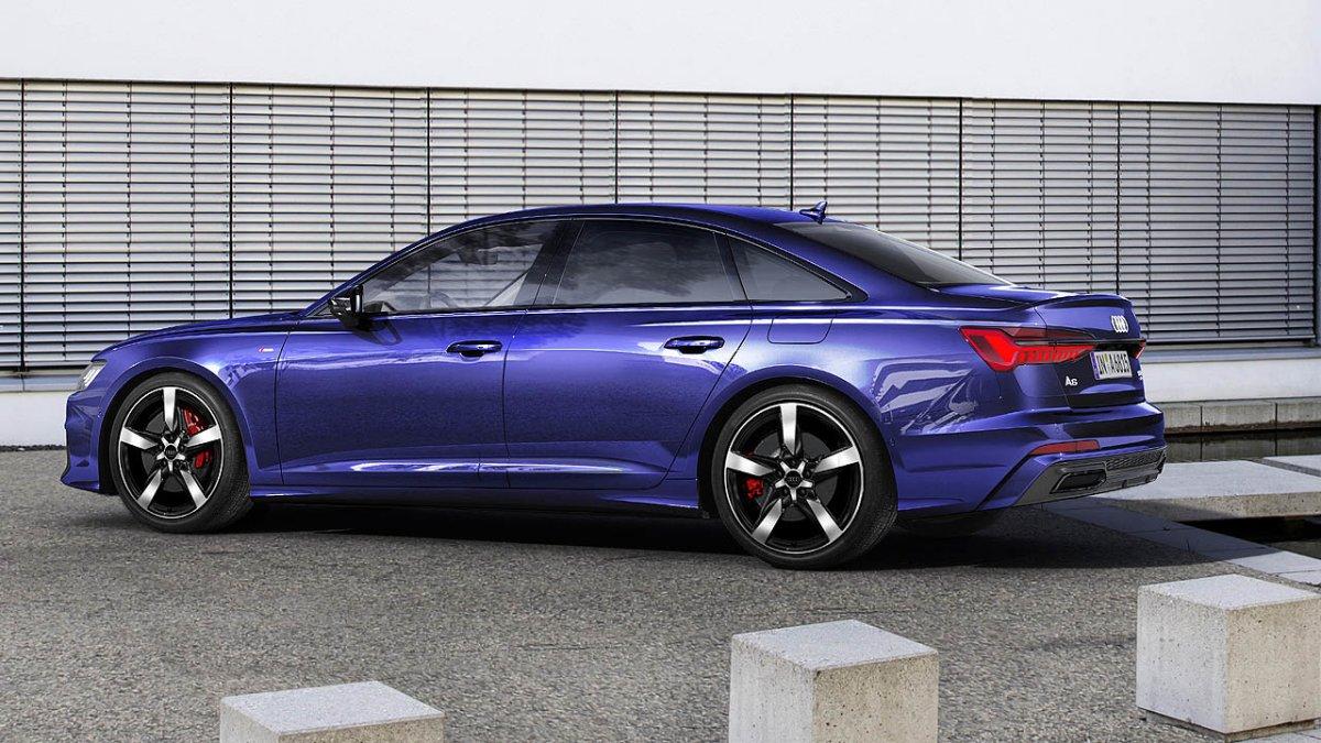 Vorstellung Audi A6 55 Tfsi E Heise Autos