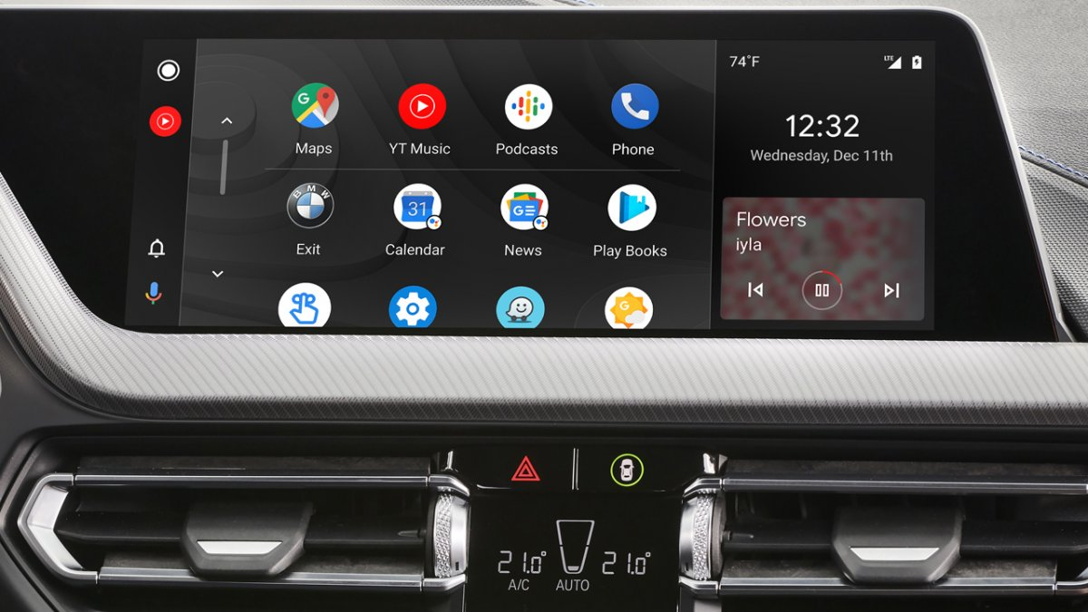 BMW: Android Auto ab Sommer 2020