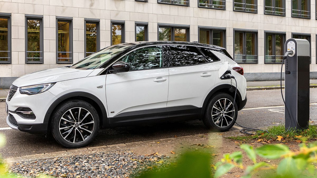 Vorstellung: Opel Grandland X Hybrid