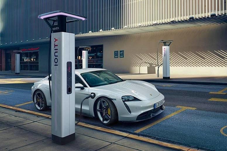 Schnelladen bei Ionity für 79 Cent/kWh
