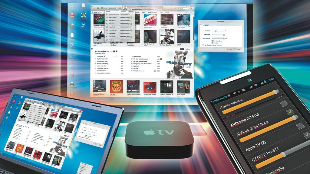 Airplay Mit Android