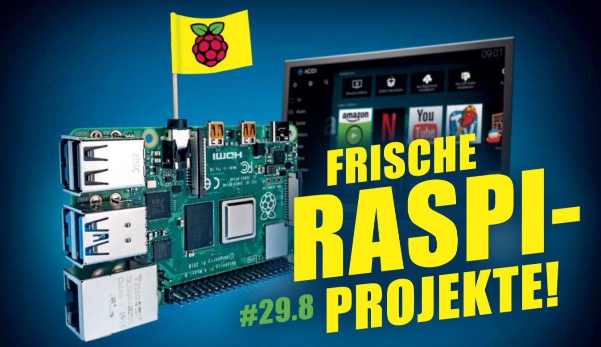 Raspi-Projekte, SSDs, Blockchain | c't uplink 29.8