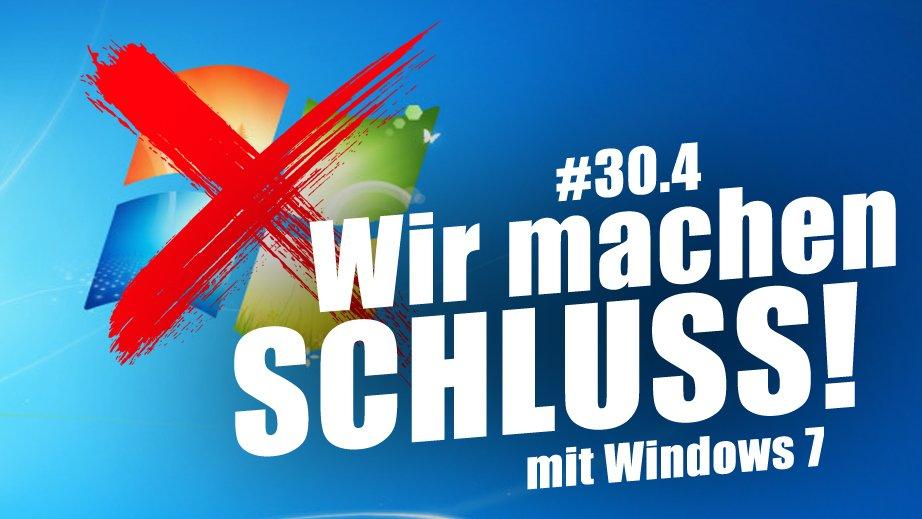 Sailfish, Smart-TVs und der Abschied von Windows 7 | c't uplink 30.4