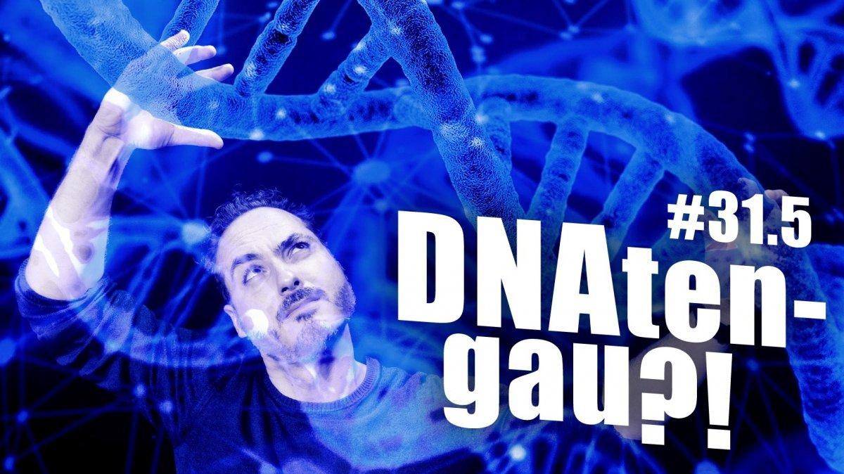 DNA-Analysen: Datenschatz ohne Datenschutz | ct uplink 31.5