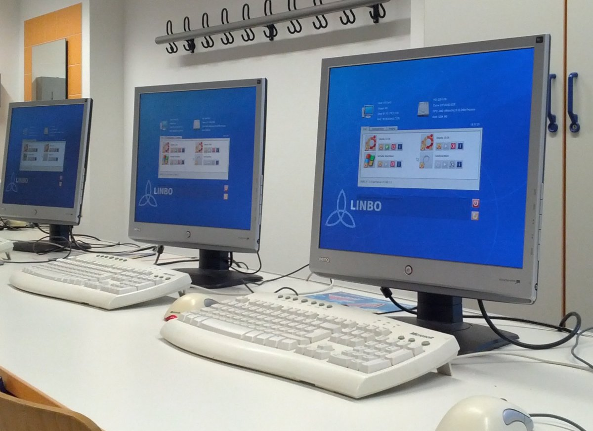Linux-Server für Schulen
