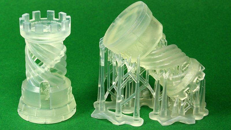 Ausprobiert: Stereolithographie-3D-Drucker Form 2 von Formlabs