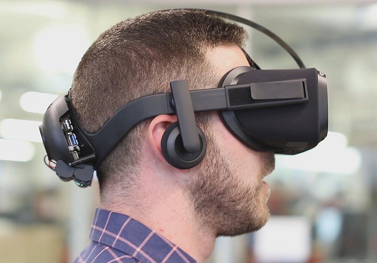 Virtual Reality: Oculus übernimmt Display-Spezialisten