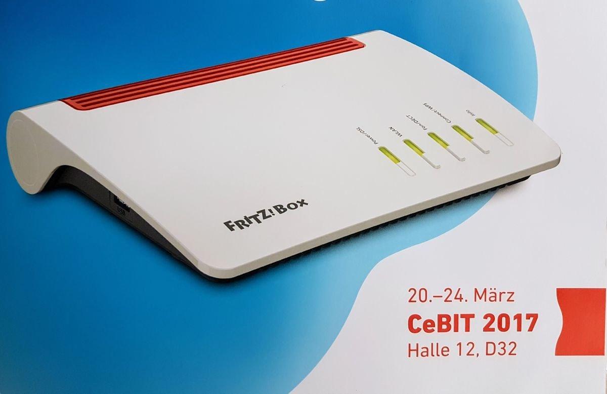 Fritzbox 20 Neues Router Topmodell von AVM wohl schon zur ...