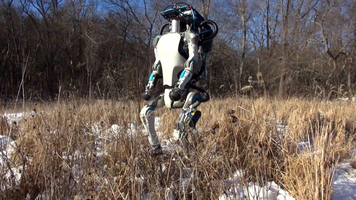 Robotik: Alphabet verkauft Boston Dynamics an Softbank
