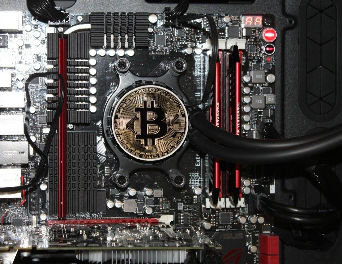 Build crypto trading bot