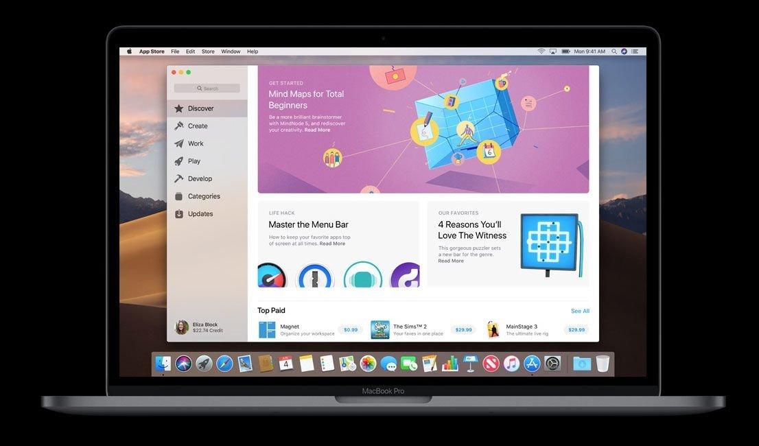 App Store bietet kostenlose Testversionen - mit Krücken