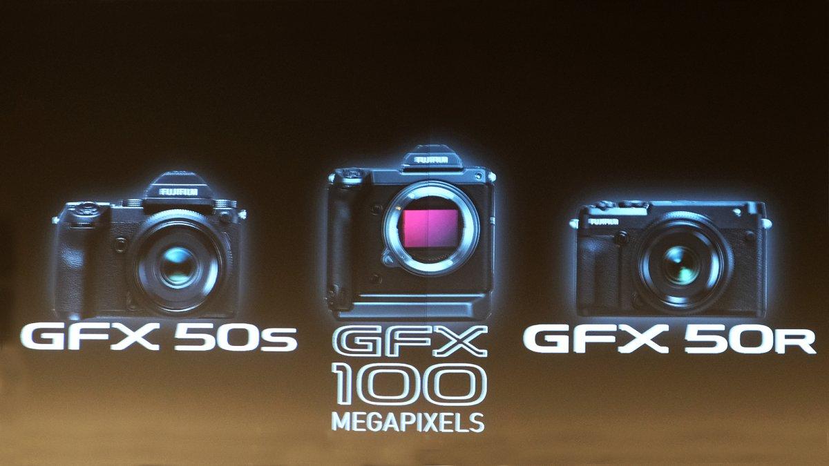 Fujifilm kündigt spiegellose Systemkamera mit 100 Megapixel-Sensor an