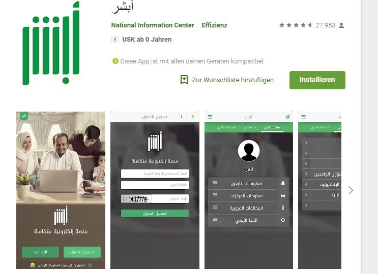 Apple und Google: App erlaubt Männern in Saudi-Arabien, ihre Frauen zu tracken