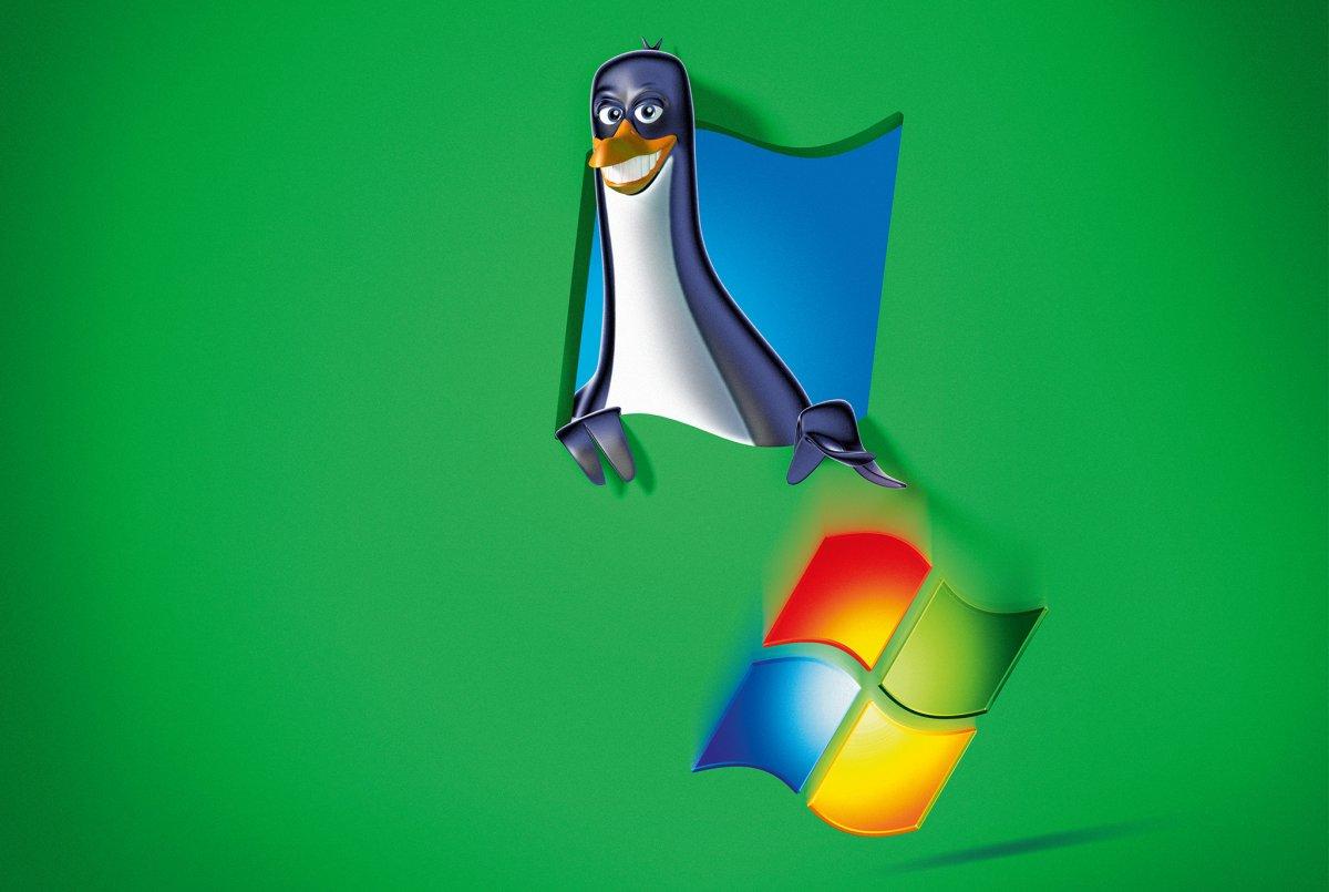 Linux statt Windows: Einfach ausprobieren und bei Gefallen wechseln!