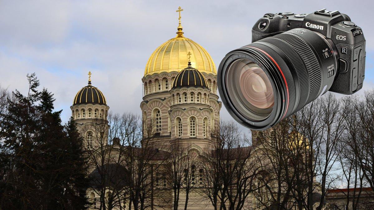 Spiegellose Vollformatkamera Canon EOS RP im Praxistest