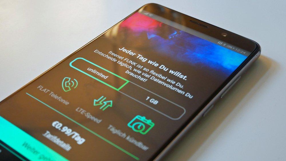 Freenet Funk: Mobilfunk und LTE-Flatrate für einen Euro am