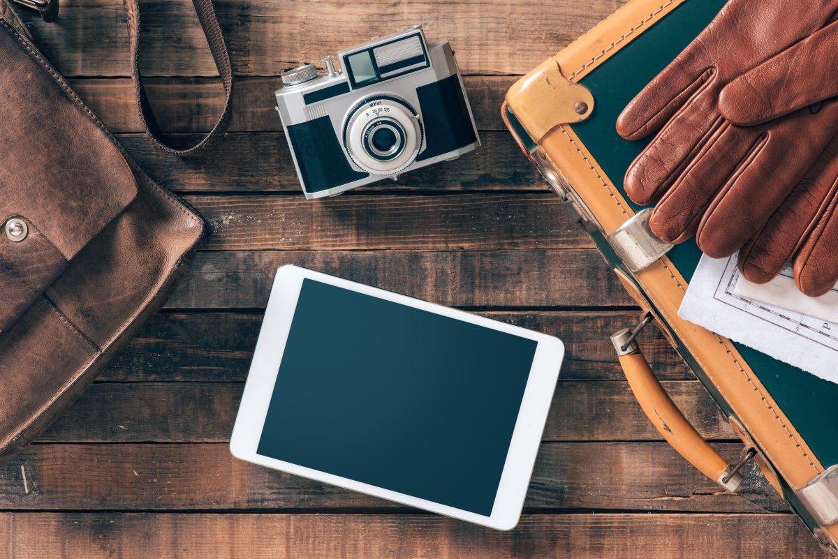 Technik für den Urlaub: Welche Elektronik in den Koffer und