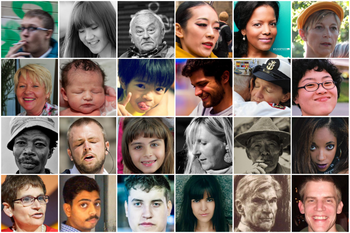 Gesichter Erkennen Im Internet