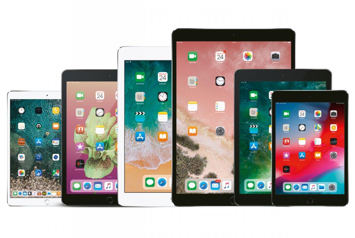 iPad-Kaufberatung 2019: Vom Einsteiger-iPad bis zum iPad Pro