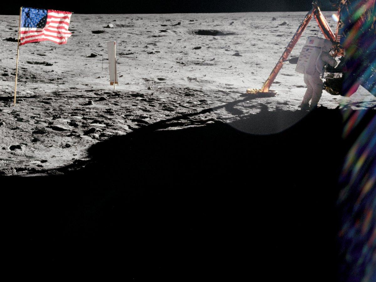 """50 Jahre Mondlandung: Apollo 11 – """"The Eagle has landed"""""""