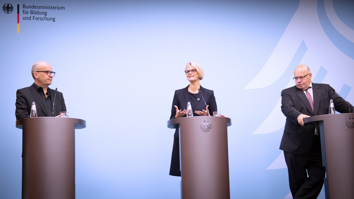 Innovationen: Open-Source-Veteran soll Deutschland auf die Sprünge helfen