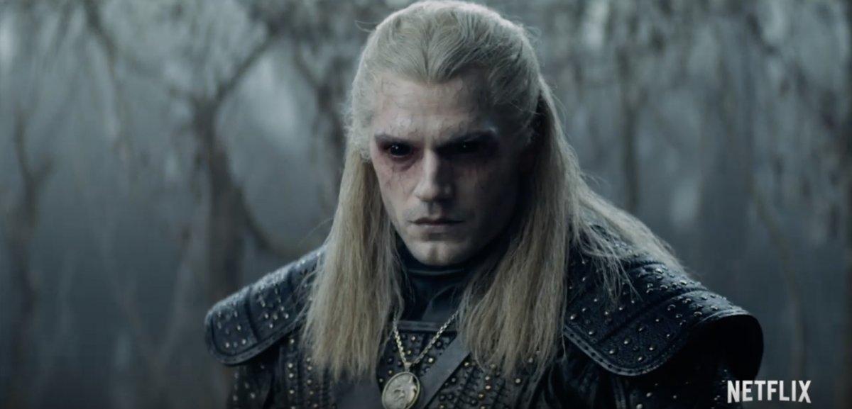 """""""The Witcher"""": Netflix zeigt Teaser der Serie auf der Comic-Con"""