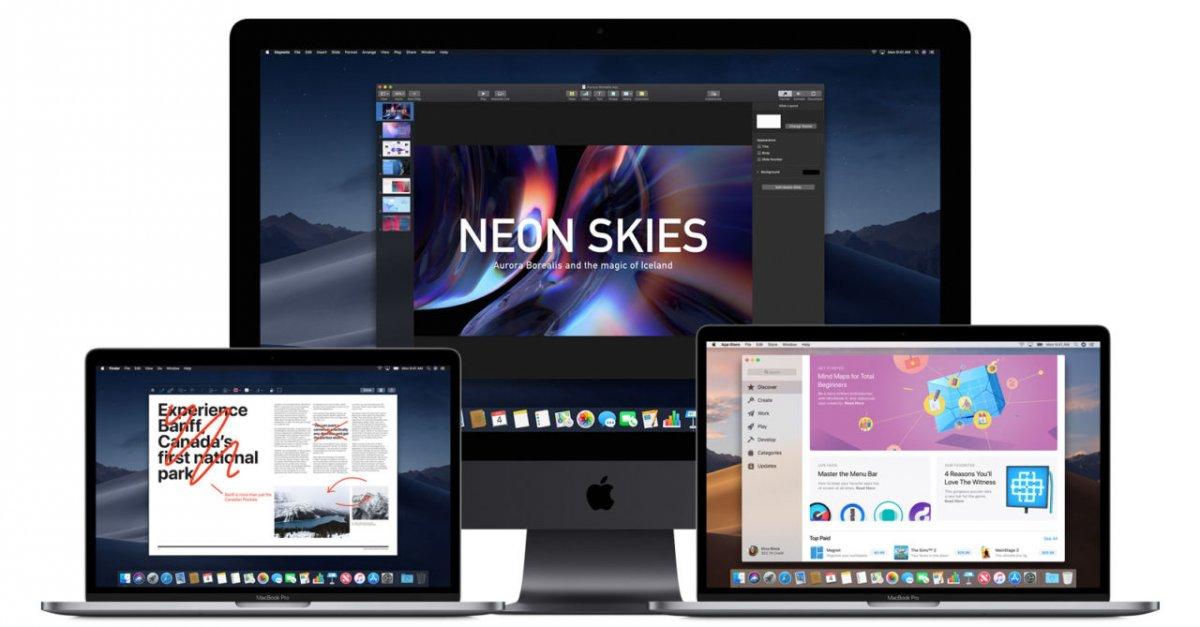 macOS 10.14.6 behebt Sicherheitslücken und macht Boot Camp wieder flott