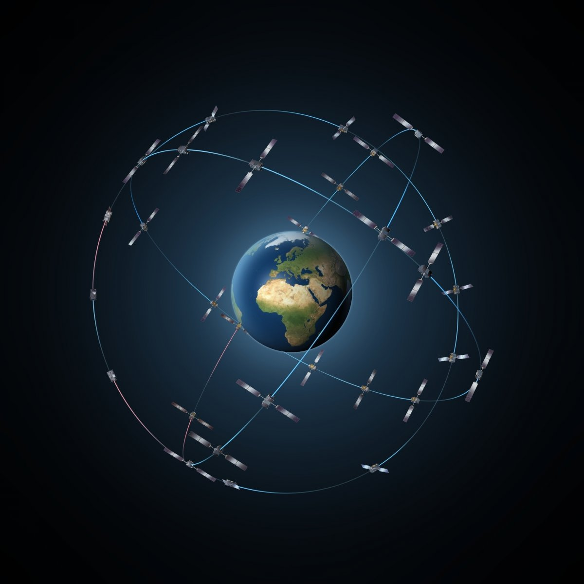 Satellitennavigation: Software-Update trug Mitschuld an Galileo-Ausfall