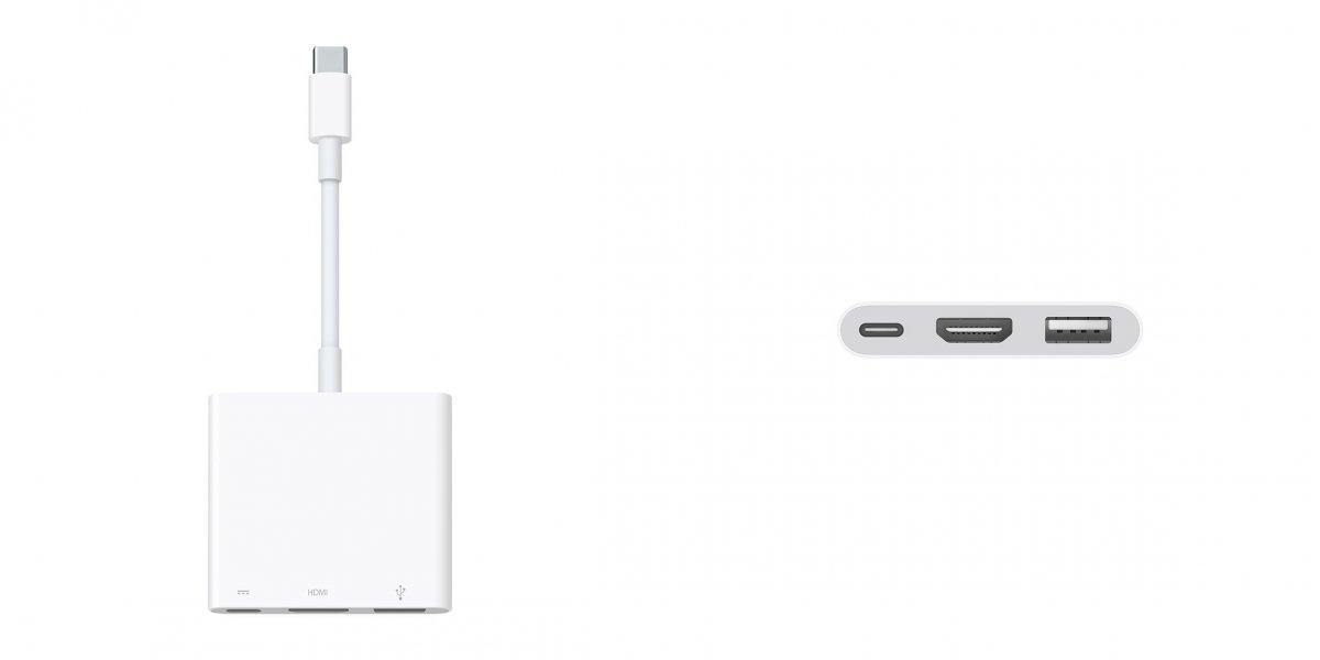 Neuer AV-Multiport-Adapter für USB-C von Apple