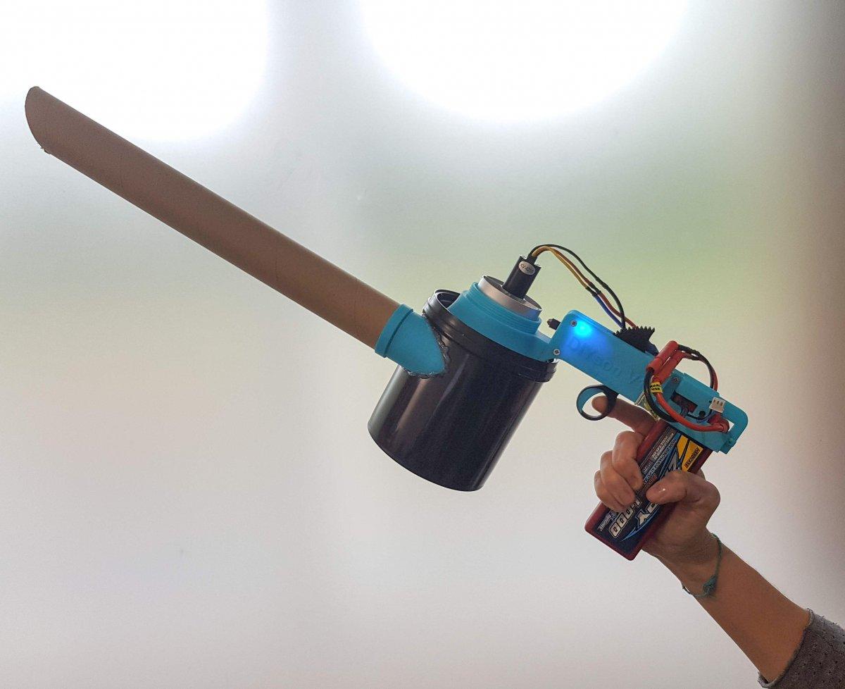 DIY-Staubsauger: So geht's mit Zyklon-Staubabscheider