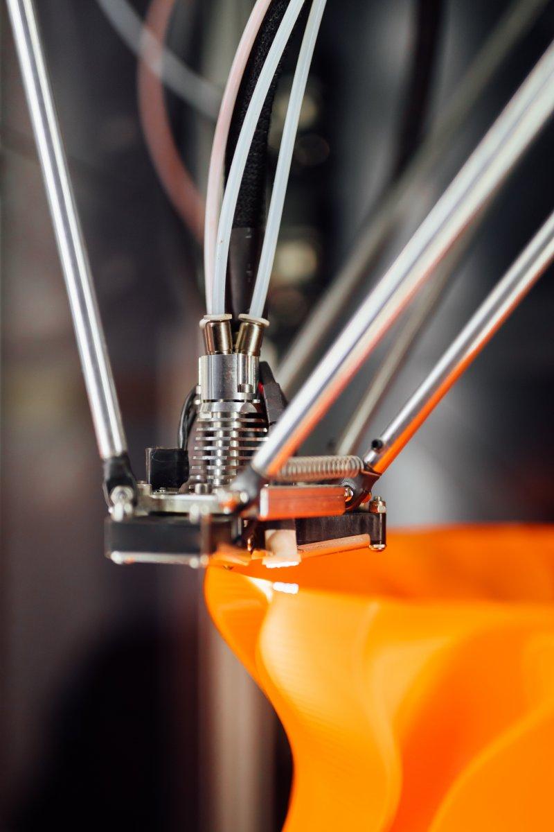 3D-Druck macht Schule