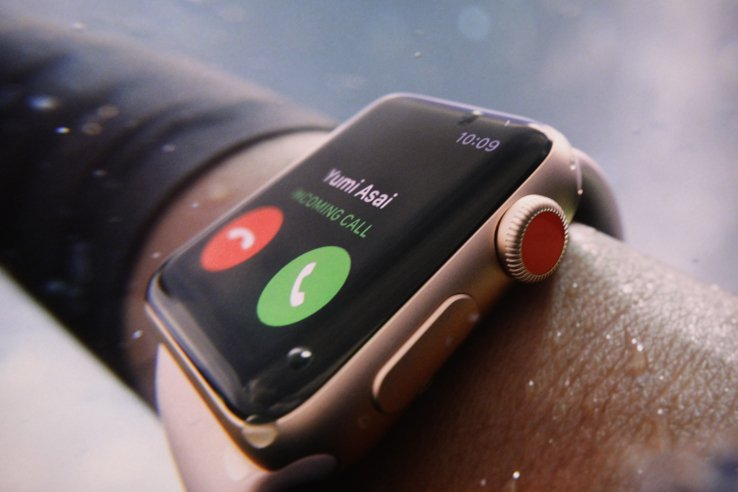 Wearables-Umsatz bei Apple könnte Mac und iPad überholen