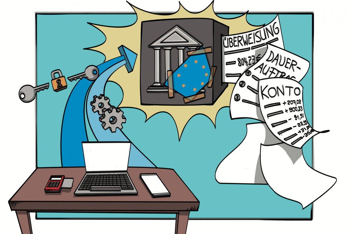 Online-Banking und PSD2: Neue Regeln ab September
