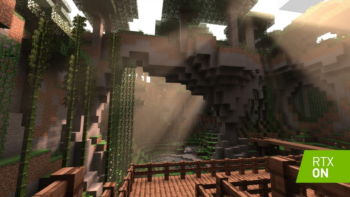 Minecraft: RTX-Raytracing-Support statt Super-Duper-Grafik