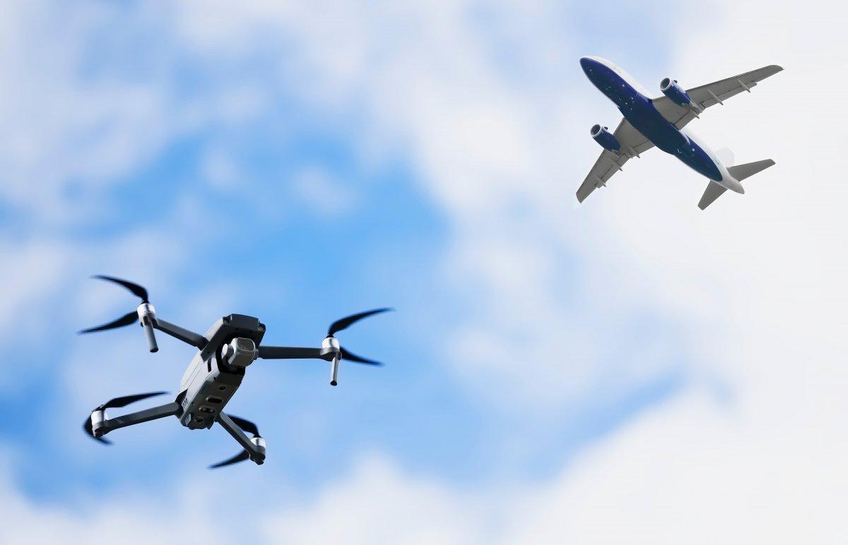 Bundesregierung will Flughäfen besser vor privaten Drohnen schützen