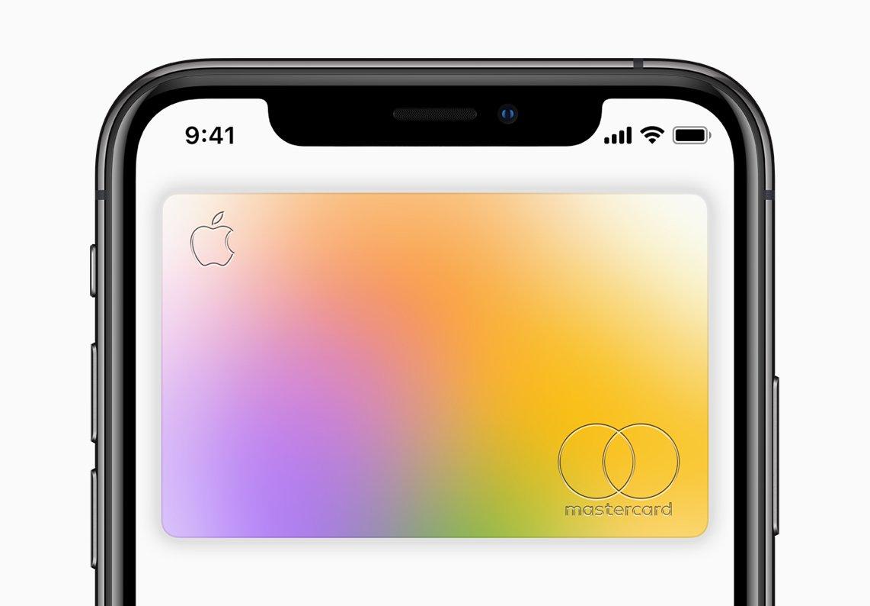 Apple Card: Apples iPhone-Kreditkarte tritt an