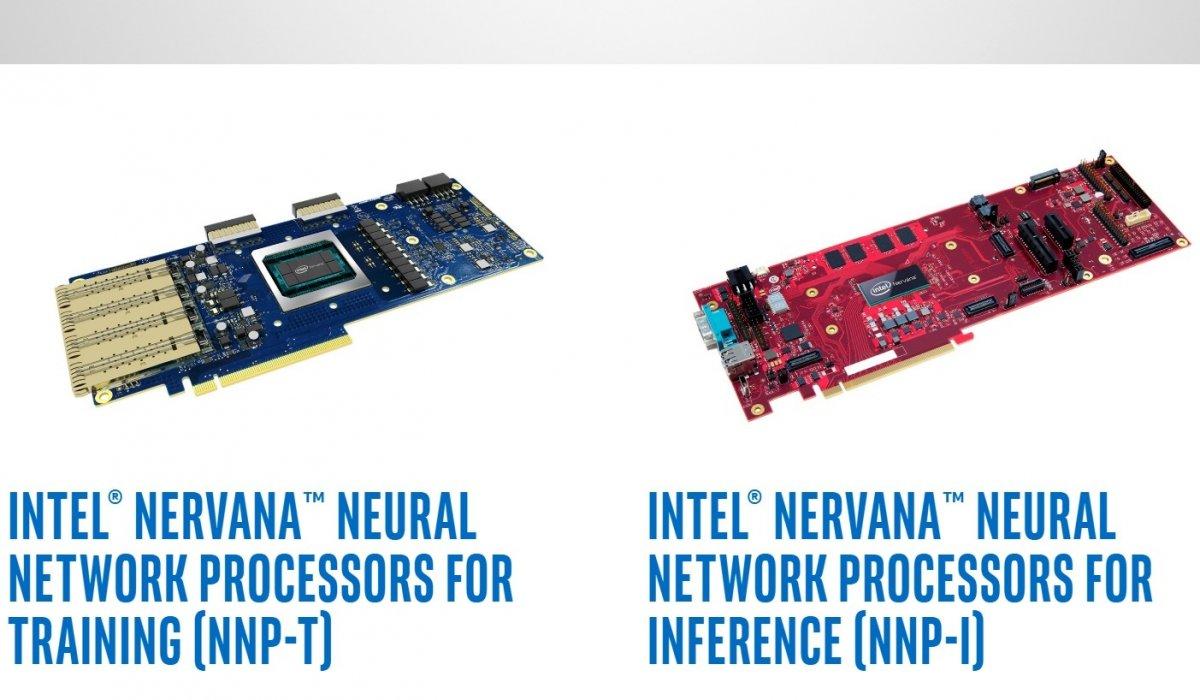 Intels KI-Beschleuniger NNP-T mit PCIe 4.0 und TSMC-Technik