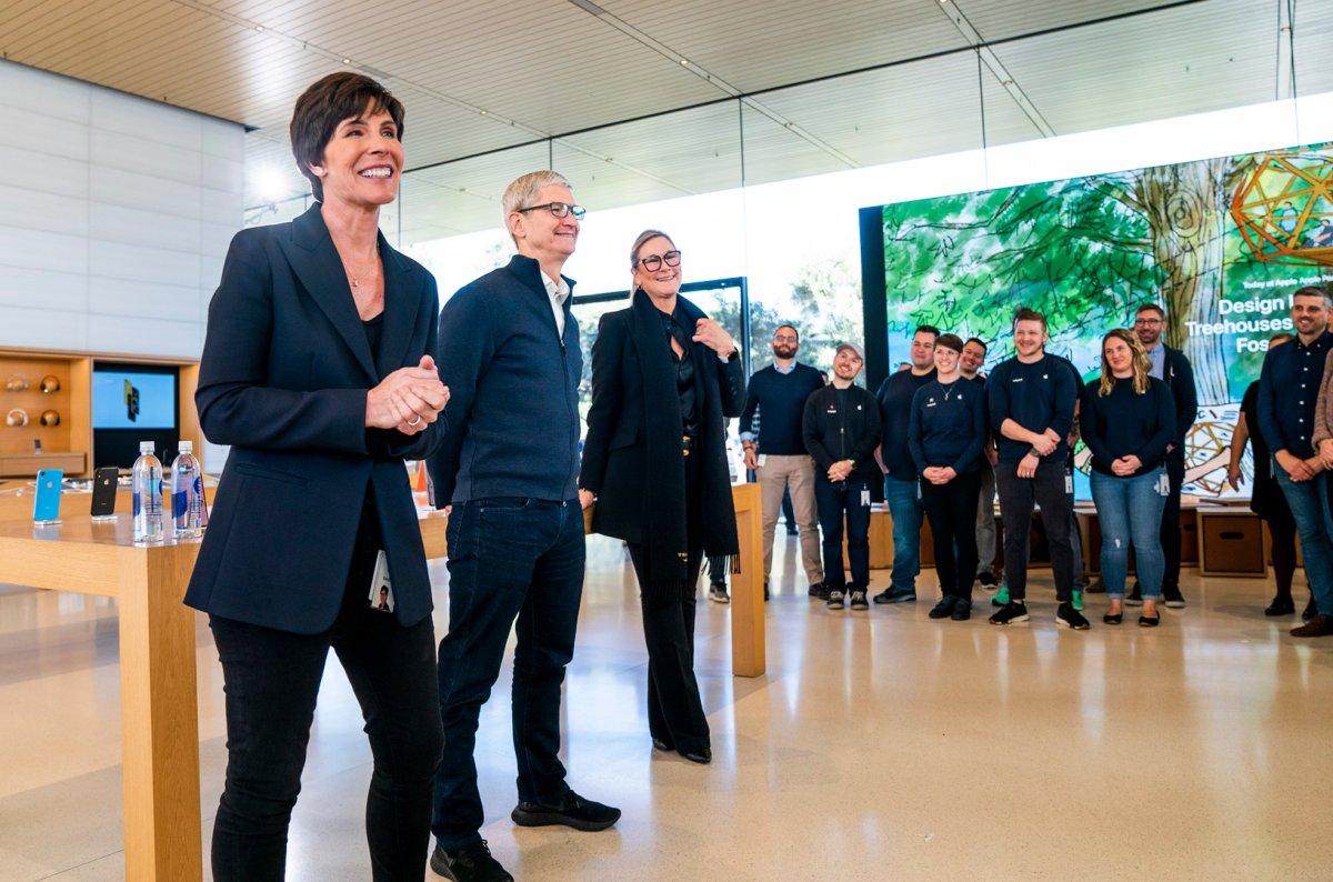 Neue Retail-Chefin von Apple möchte
