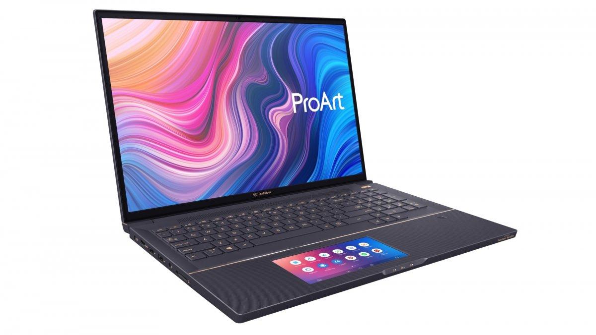 Asus ProArt StudioBook: Schnelle Workstation-Notebooks mit Quadro RTX und Xeon