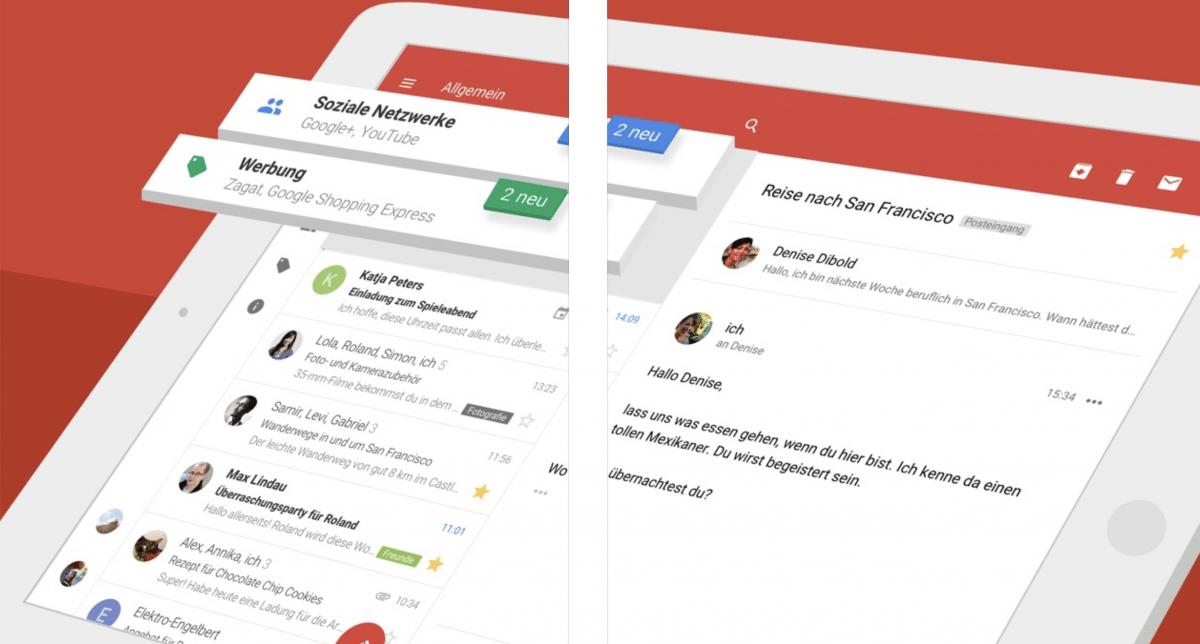 Gmail: Auch iPhone-Nutzer können Mail-Tracking entgehen