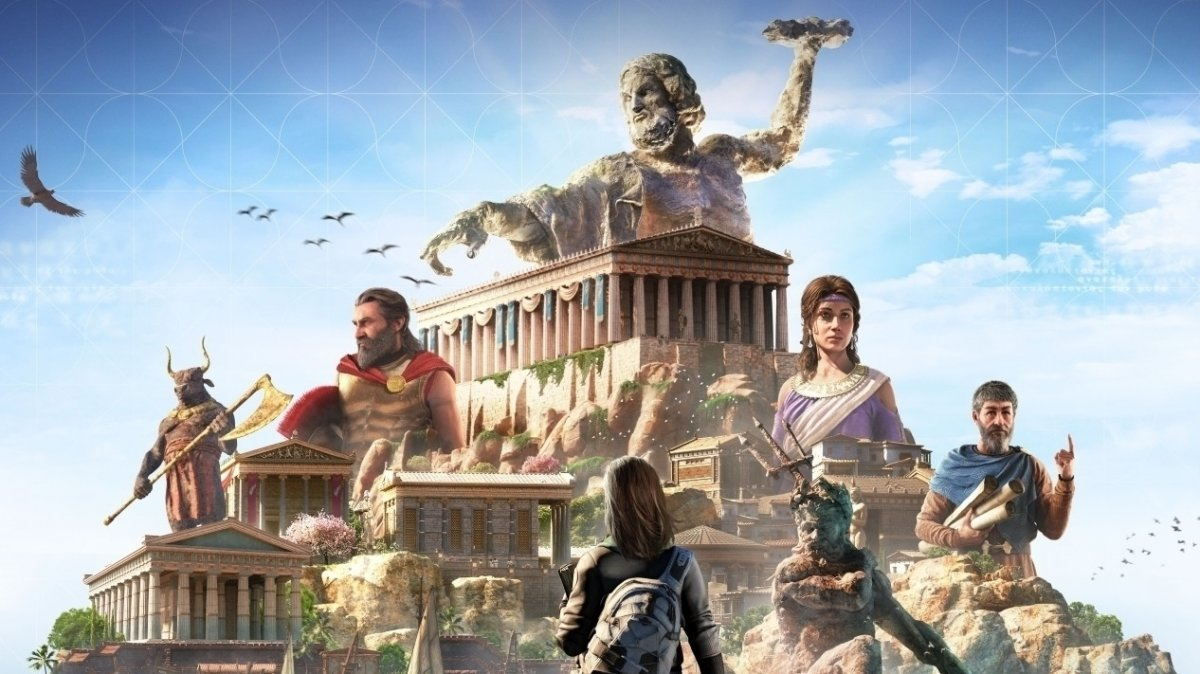 Assassin's Creed Odyssey: Mit Discovery Tour über das antike Griechenland lernen