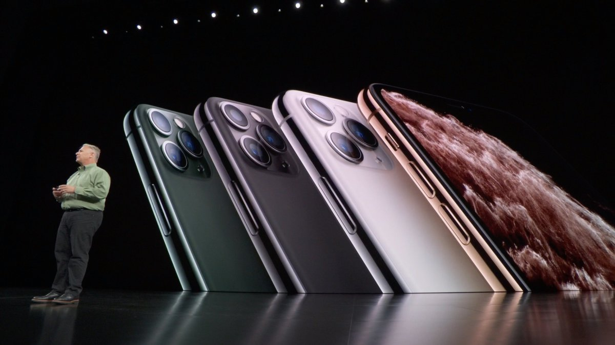iPhone 11, iPhone 11 Pro (Max): Apple zeigt 2019er-Modelle