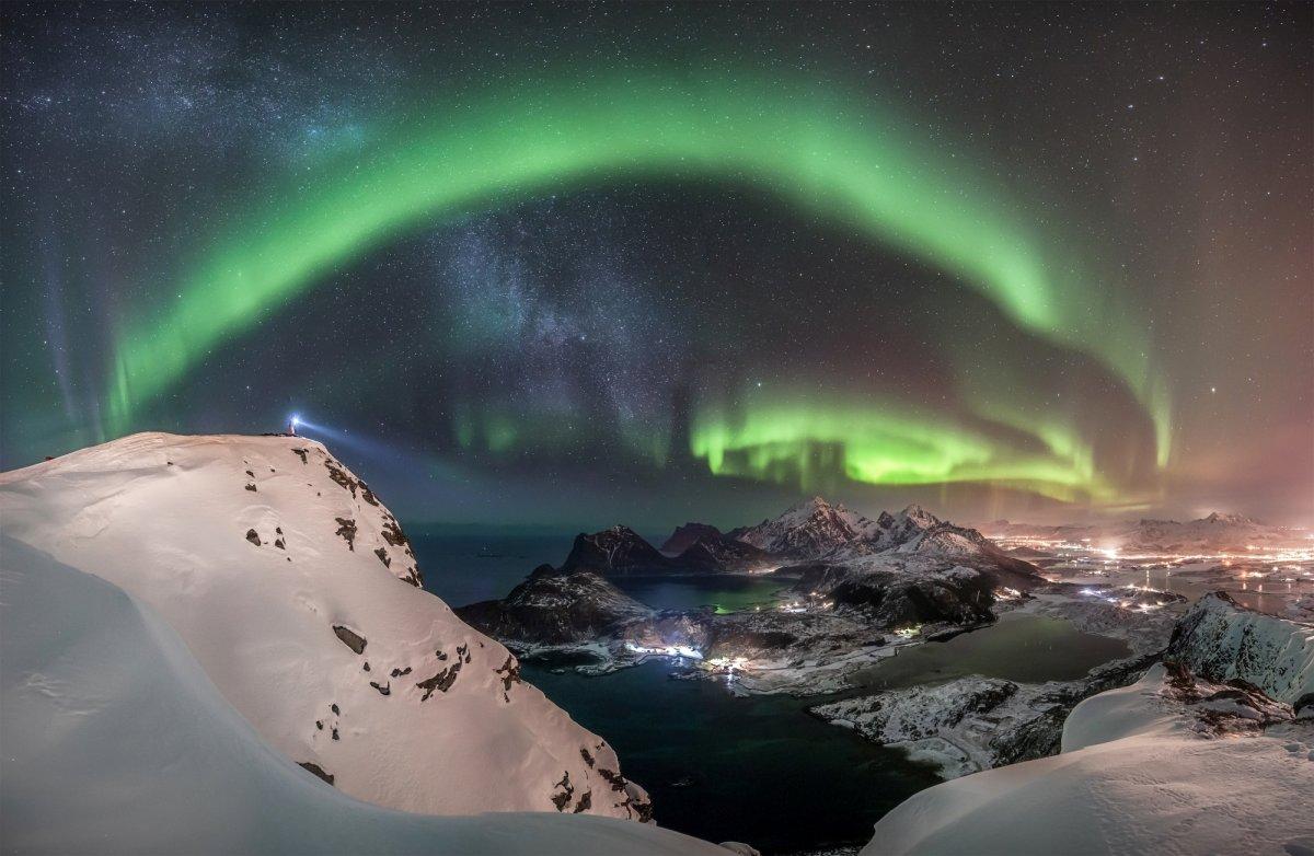 Astro-Fotografien 2019: Mond in allen Facetten und die Sonne unterm Mikroskop