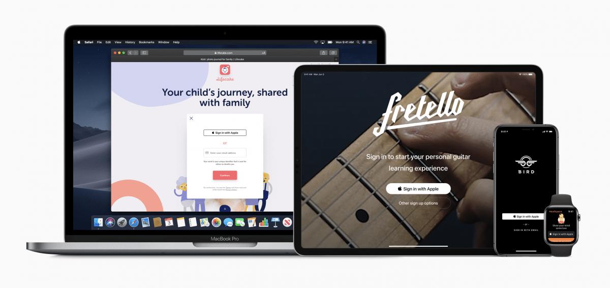 Apple drückt neuen Login-Dienst in den Markt