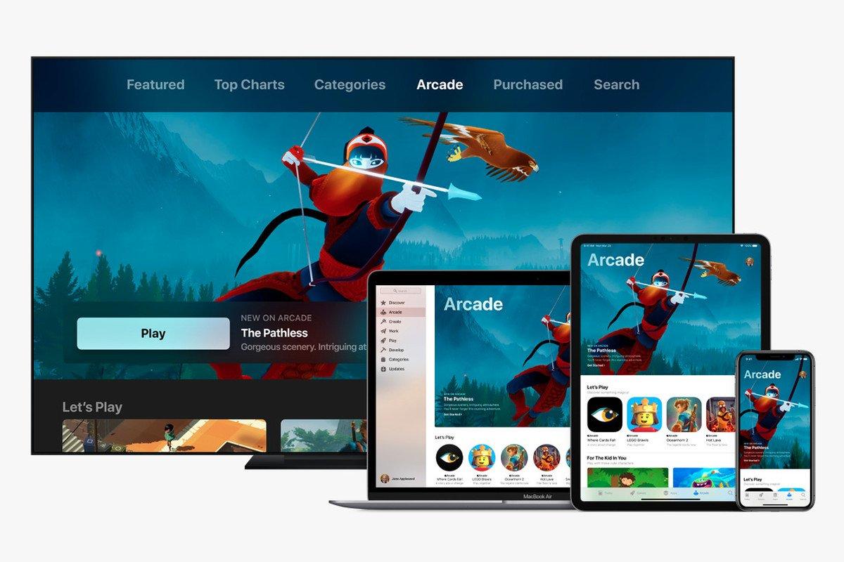 """Spieledienst Arcade: Was Apple mit """"exklusiv"""" meint"""